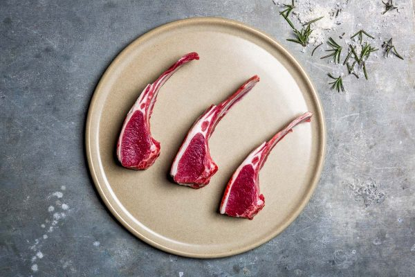 Grass Fed Lamb Cutlets