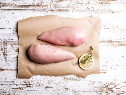 Organic Chicken Brest Fillet Pack