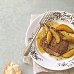 , Beer-Braised Pork Chops