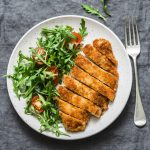, Herbed Lemon Chicken Schnitzel Recipe